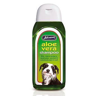 Johnsons Aloe Vera Dog Shampoo Liquid (6 flessen)