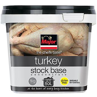 Major Gluten Free Concentrated Turkey Stock Base