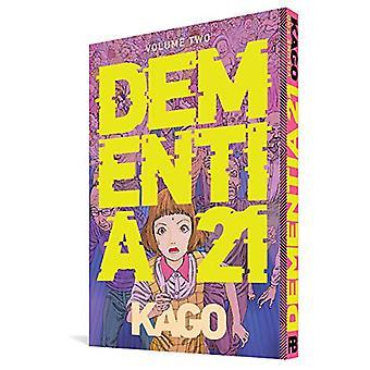 Dementia 21 Vol. 2 by Shintaro Kago - 9781683962816 Book