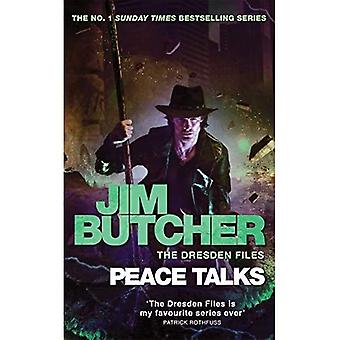 Peace Talks: The Dresden Files, Book Sixteen (Dresden Files)