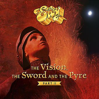 The Vision The Sword & The Pyre (Part Ii) [CD] USA import
