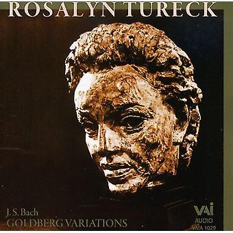 J.S. Bach - Bach: Goldberg Variations [CD] USA import