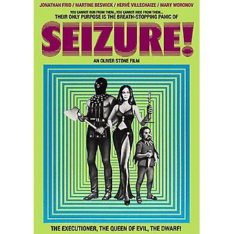 Seizure [DVD] USA import
