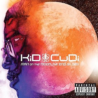 Kid Cudi - Man on the Moon: The End of Day [CD] USA import
