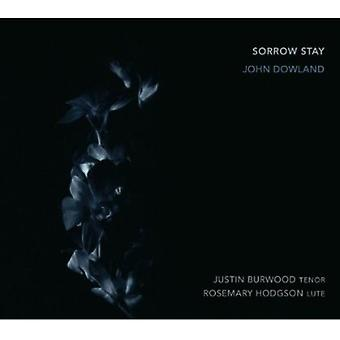 J. Dowland - John Dowland: Sorrow Stay [CD] USA import