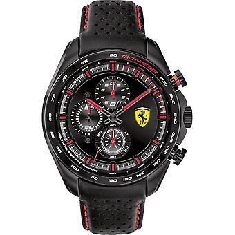 SCUDERIA FERRARI - Wristwatch - Men - 0830647 - SPEEDRACER