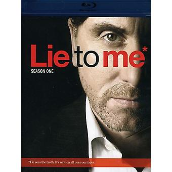 Lüg mich an - Lie to Me: Staffel 1 [BLU-RAY] USA Import