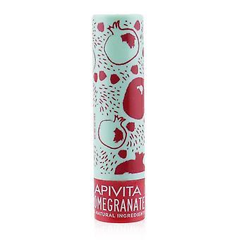 Cuidado de los labios de Apivita con Granada 4.4g/0.15oz