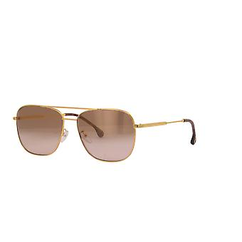 Paul Smith AVERY SUN PSSN007V2 02 Gold Metal Tortoise/Brown Gradient Sunglasses