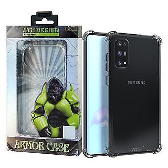 Samsung S20 Case Transparent - Anti-Shock