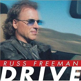 Russ Freeman - Drive [CD] USA import
