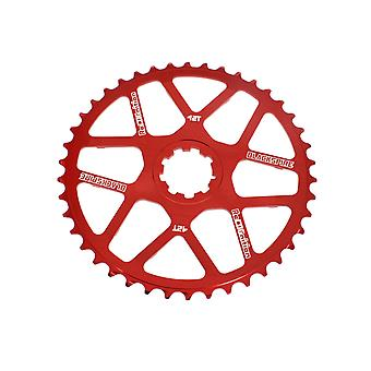 Blackspire Recognition Cassettes Extension 42 Teeth / Shimano 11-speed, red