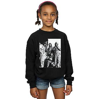 Pink Floyd Mädchen Flugzeug Foto Sweatshirt