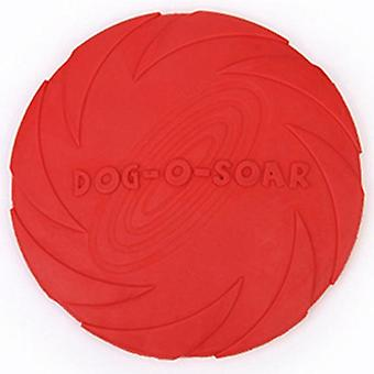 Environmental Protection, Silica Rubber Soft Flying Discs - Saucer For Pets