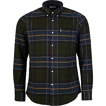 Barbour Lustleigh Tailored Fit Flannel Shirt