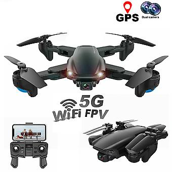 Professional Gps Drone - 4k With Dual Camera, Rc Quadcopter Mini Drone