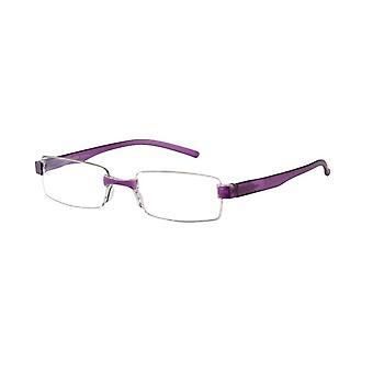 Leesbril Unisex Le-0184F Toulon violette dikte +1,00