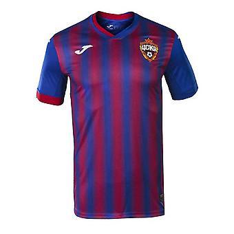 2020-2021 CSKA Moscow Home Shirt
