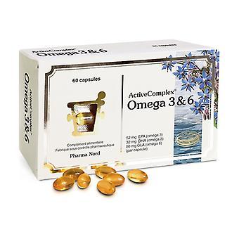 ActiveComplex Omega 3 & 6 60 tablets