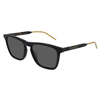 Gucci GG0843S 001 Black/Grey Sunglasses