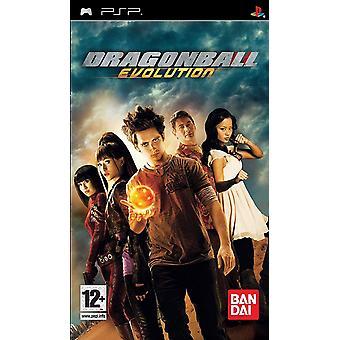 Dragonball Evolution PSP Game (Italian Box - Multi-Language In Game)