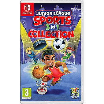 Junior League Sports 3-in-1 Collection Switch Game