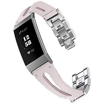 سوار قابل لللتبديل لـ Fitbit Charge 3