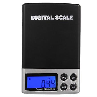 DS1005 0.1-1000g LCD Display Digital Pocket Weight Scale Balance