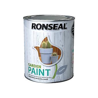 Ronseal Garden Paint Pebble 750ml RSLGPP750