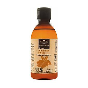 Sweet almond oil 250 ml of essential oil