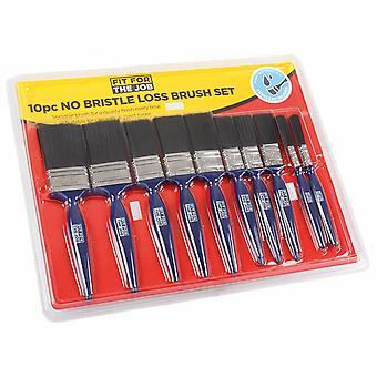 Rodo No Loss Brush Set 10 Piece FBPT011