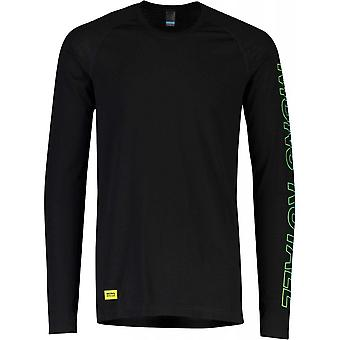 Mons Royale Temple Tech LS - Black