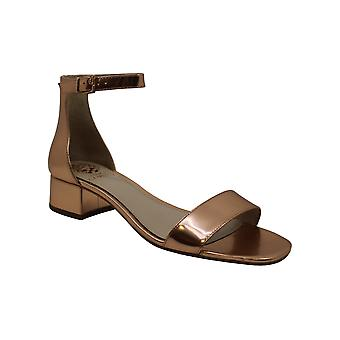 Vince Camuto Womens Sasseta Tissu Open Toe Ankle Strap D-orsay Pompes