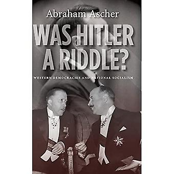 Was Hitler een raadsel?
