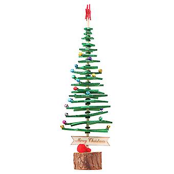Homemiyn Christmas Decorations Non-woven Diy Christmas Tree Decorations