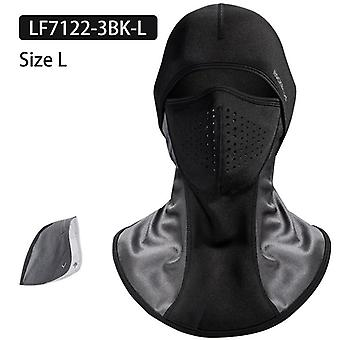 Winter Thermal Ski Mask, Snowboard Hood Full Face Cover Outdoor Cycling Mask