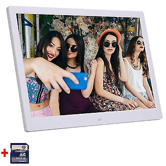 10.1 Inch Hd Digital Photo Frame 1024x600 Hd Ultra-thin Led Electronic Photo