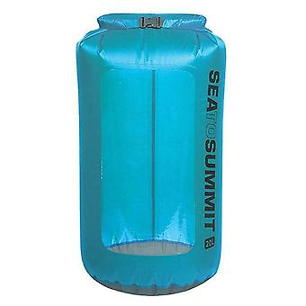 SEA TO SUMMIT Ultra-Sil View Dry Sack - 20 Litros - Azul