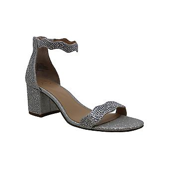 INC International Concepts Womens Hadwin2 Fabric Open Toe Special Occasion An...
