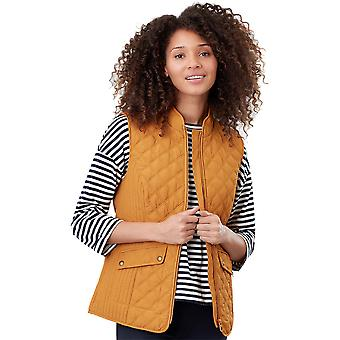 Joules Womens Minx Quiled Body Warmer Gilet