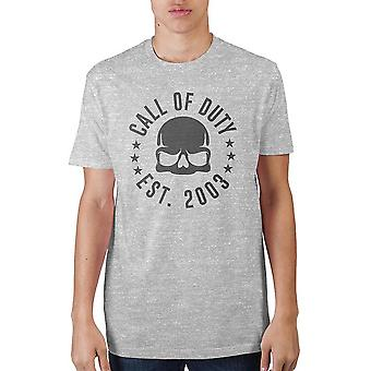 Call of duty established t-shirt
