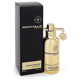 Montale Aoud Safran Eau De Parfum Spray von Montale 1,7 oz Eau De Parfum Spray