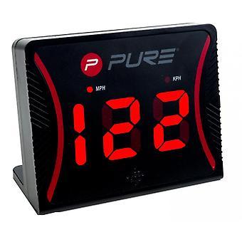 Pure2Improve Speedometer Black Plastic