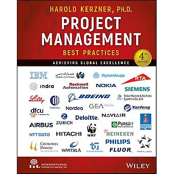 Project Management Best Practices Achieving Global Excellence by Kerzner & Harold