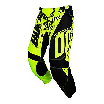 Shot Devo Venom Yellow Kids MX Pants