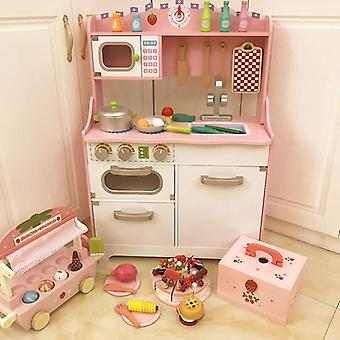 Girls Play Every Kitchen Toy Set