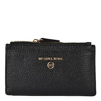 MICHAEL Michael Kors Jet Set Slim Card Case Black