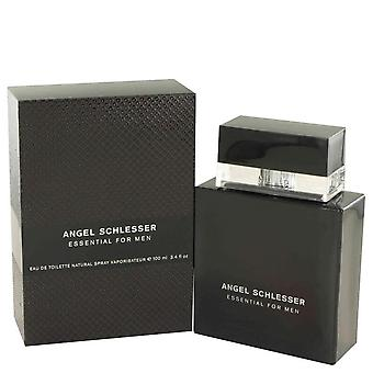 Angel Schlesser Essential Eau De Toilette Spray By Angel Schlesser 3.4 oz Eau De Toilette Spray