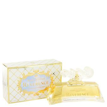 Reverence Eau De Parfum Spray By Marina De Bourbon 3.3 oz Eau De Parfum Spray