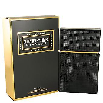 Nirvana Black Eau De Parfum Spray (unisex) Door Elizabeth And James 3.4 oz Eau De Parfum Spray